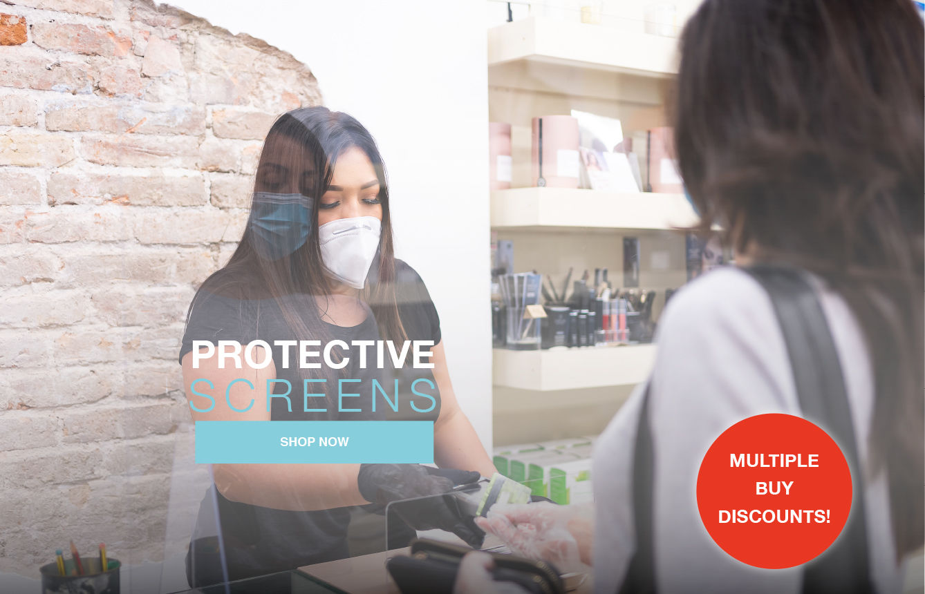 protective retail screens