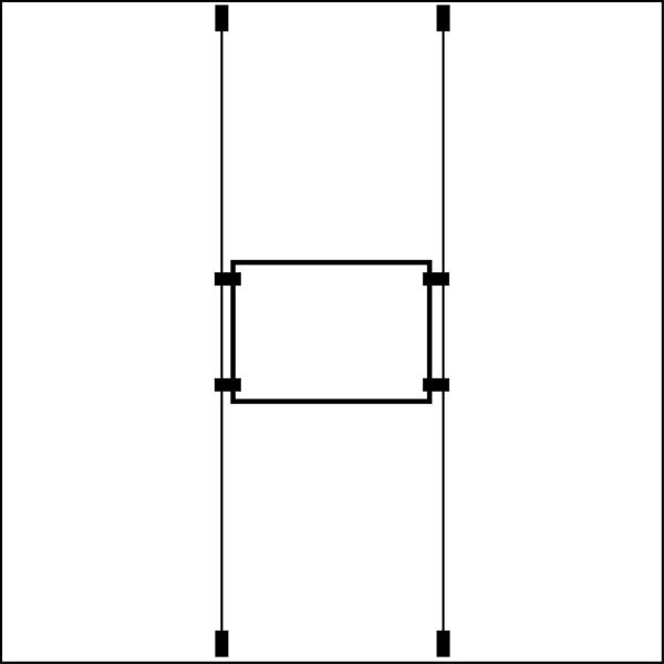 Picture of 1 x A1 Landscape Cable Pocket Display Kit