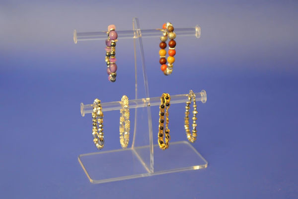 Picture of 2 Tier Bangle Display