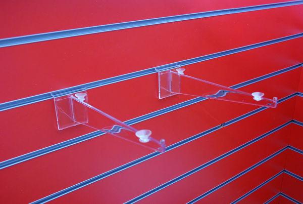 Picture of 200mm Slatwall Shelf Bracket