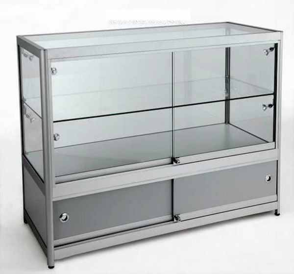 Picture of 3/4 Glass Showcase (R1553A)