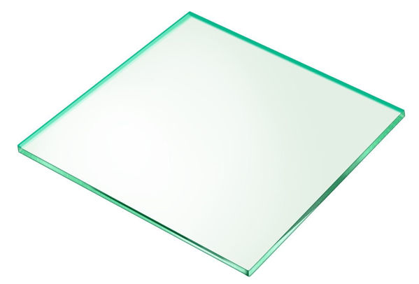 Picture of 595 x 280 x 6mm Glass Look Acrylic Shelf