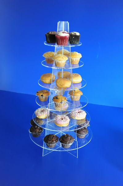 Picture of 7 Tier Cake Stand