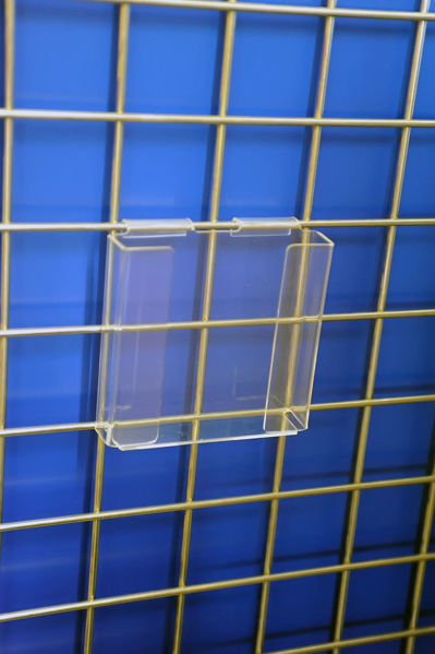 Picture of A5 Gridwall Brochure Holder