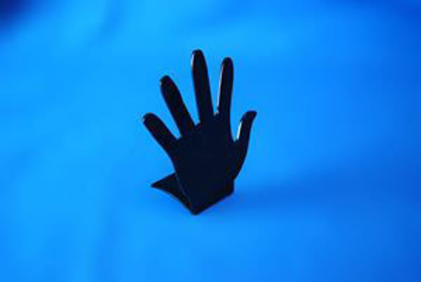 Picture of Black Display Hand