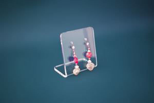 Picture of Clear Earring Display Stand
