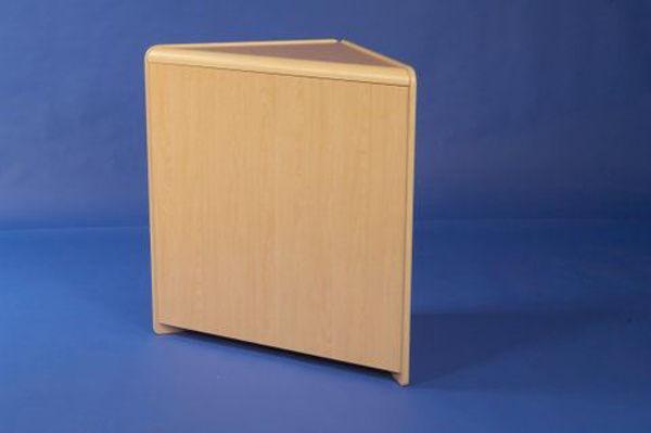 Picture of Corner Triangle Unit white (R1521)