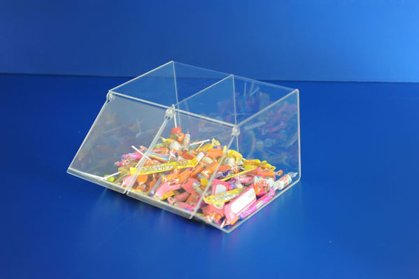 Picture of Double Pick and Mix Dispenser/Container