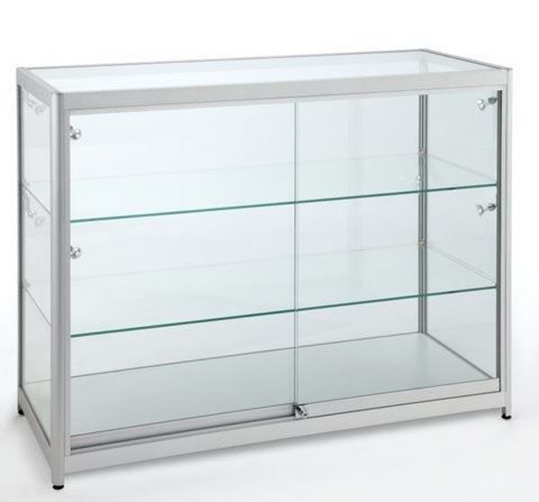 Picture of Full Glass Showcase (R1555A)