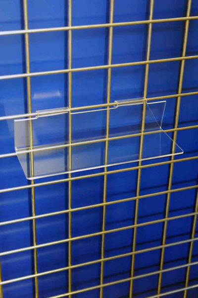 Picture of Gridwall Flat Shelf 300 x 100