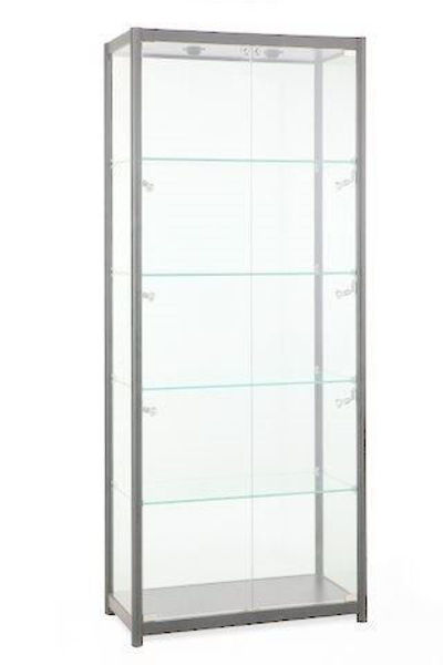 Picture of Large Tower Glass Show Case (R1562)