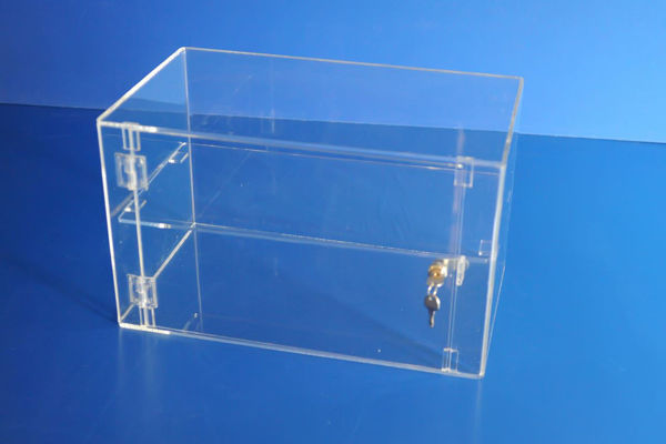 Picture of Lockable Display Cabinet 300 x 500 x 300