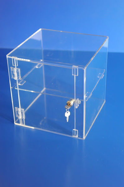 Picture of Lockable Display Cabinet 300 x 300 x 300