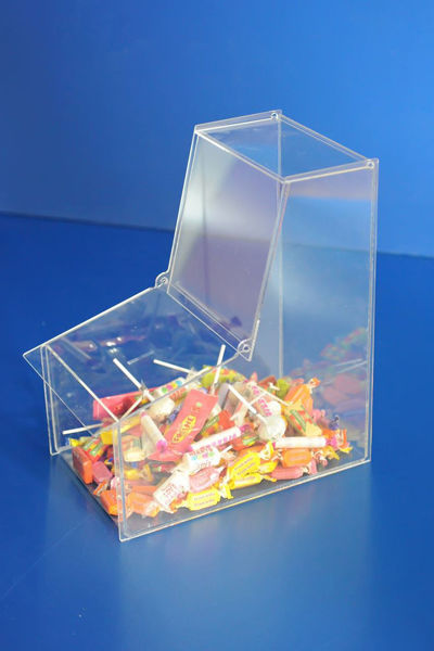Picture of Single Tall Pick and Mix Dispenser/Container