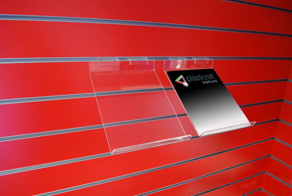 Picture of Slatwall Sloping Shelf