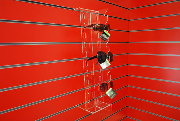 Picture of Slatwall Sunglasses/Spectacles Displays