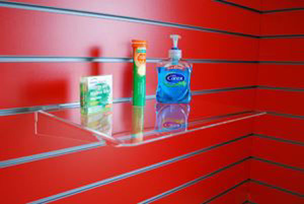 Picture of Supported Shelf 400 x 300