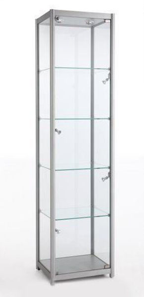 Picture of Tower Glass Show Case (R1561)