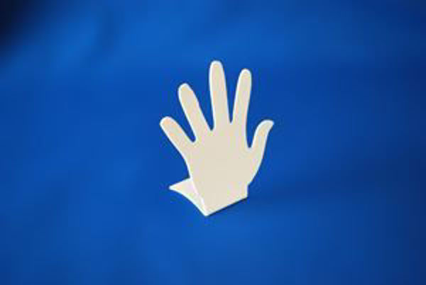 Picture of White Display Hand